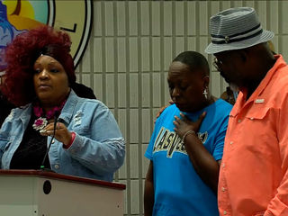 Riviera Beach hosts town hall to curb violence