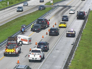 Turnpike SB lanes reopened in Indian River Co.