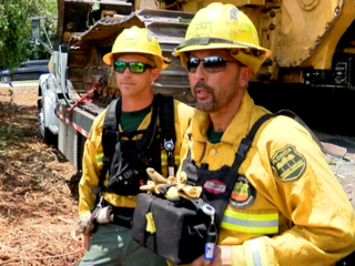FL firefighters to help fight western wildfires