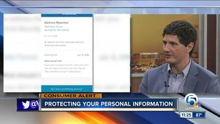 Advice on protecting yourself from ID thieves