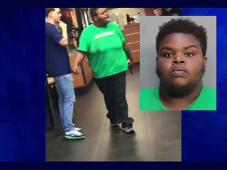 Knife-wielding Subway employee arrested in Miami