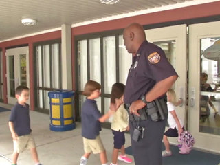 School resource officers trained for school year