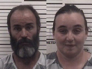 Couple accused of keeping food from sons