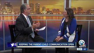 Advice for parent-child communication