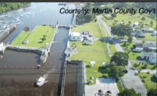 Martin County uses drone to document algae