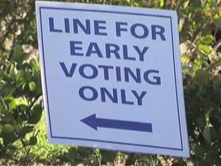Early primary voting Aug. 13-26 in Palm Beach Co