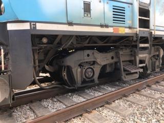 Tri-Rail train derails in Broward, no injuries