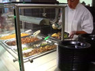 School district opens food court-style lunchroom