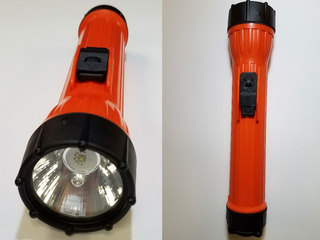 Flashlights recalled because they may explode