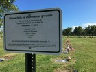 Delray cemetery policy upsets grieving families