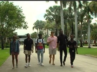 Students awarded life-changing scholarship