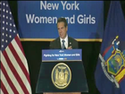 Trump mocks Cuomo's 'never that great' comment