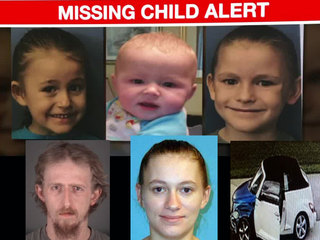 3 children missing in Pasco County