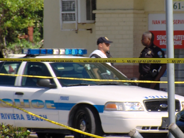 One dead after double shooting in Riviera Beach
