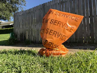Concern over broken fire hydrants