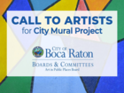 Boca Raton puts out a call to artists