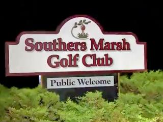Man bites off man's finger in golf course brawl