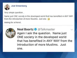 Tax collector stirs controversy over Muslim post