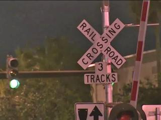 Brightline train strikes man in Fort Lauderdale