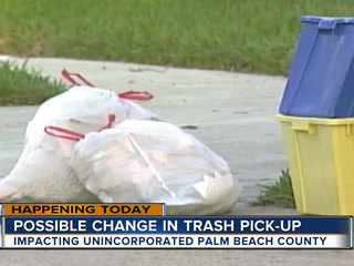 Trash Collection Will Remain Twice A Week In