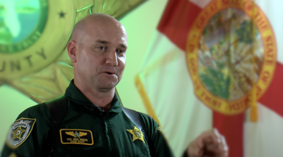 /><var> </var></p><p><var>Sgt. Michael Must oversees the aviation unit for the Palm Beach County Sheriff&rsquo;s Office. He says he has been hit with a laser at least four times.</var></p></figure> <p>&ldquo;When you get hit for the first time with one of these, you are startled. By the time you figure out that you are getting hit by one of these green lasers, you have looked at it a longer than you should.&rdquo;</p><p>Musto was hit with a laser for the first time about ten years ago, and estimates he has been hit three other times since. &nbsp;</p><p>&ldquo;My eye felt like you were holding an ice cube on it. You go to the eye doctor the next day, spend a few hours with him, and he said I had superficial damage on the outside of by eye.&rdquo;&nbsp;</p><p>According to Dr. Rebecca Bobo, an ophthalmologist at Florida Vision Institute, superficial damage could jeopardize a pilot&rsquo;s career if the eye is unable to heal. &ldquo;If you damage that part of the eye, not only can if affect the vision but it can be very, very painful.&rdquo;</p><p>Musto is not the only one. He says just about every pilot on his crew has been hit by a laser.</p><p>&ldquo;You would think it would be kids and juveniles, but the ones we actually catch and prosecute are typically adults,&rdquo; said Musto.</p><p>Using data provided by the Federal Aviation Administration, Contact 5 found Palm Beach County had 71 laser incidents in the last 18 months, but only one arrest.</p>  <figure class=