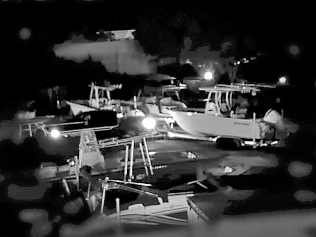 Boca Raton Police Are Looking For A Group Who Tried To Steal A Boat From A  Storage Facility. Mizner Storall U0027s Security System Caught The Group On  Camera.