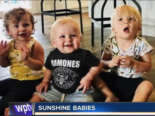 Sunshine Baby for Sunday, September 16, 2018