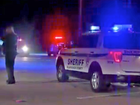 Two people shot outside football game ID'd