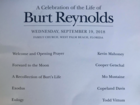 Funeral held in WPB for Burt Reynolds