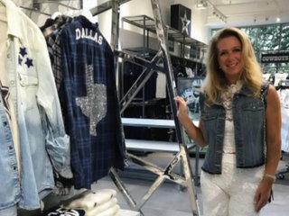 Boca Raton designer working with Dallas Cowboys