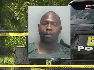 Florida man charged with setting woman on fire