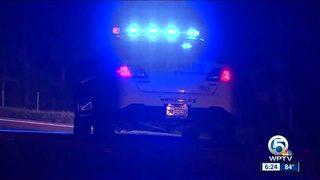 One dead, two injured in suburban PBG crash