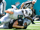Dolphins DE Hayes to miss rest of season
