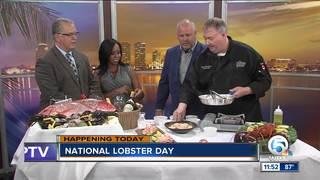 Lobster Alfredo recipe (9/25/18)