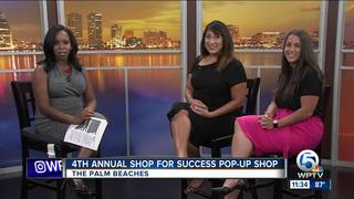 4th annual Shop For Success at the PB Outlets