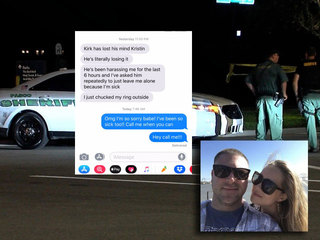 FL wife sent text messages before murder-suicide