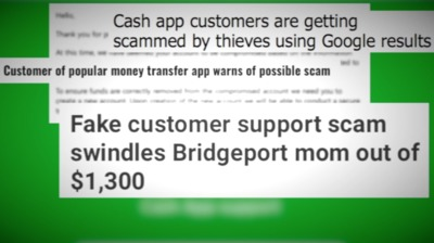 Contact 5 found recent reports of others around the country falling for the same scam.