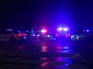Man in custody after chase, suspect bails out