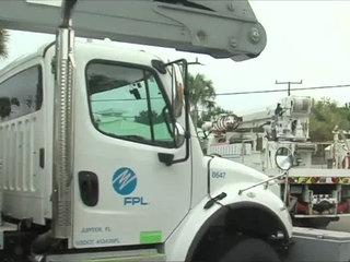 Local FPL crews head to Florida's Panhandle