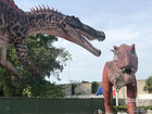 Life-size dinosaurs come to South Florida