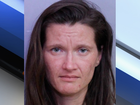 Woman says she stabbed husband after tripping