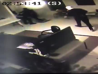 Police try to solve several clubhouse burglaries