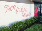 Okeechobee Prime Meat Market vandalized