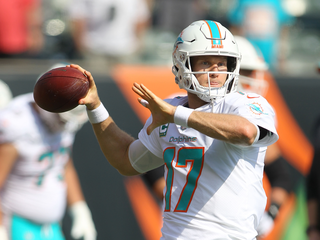Tannehill might return this week against Lions