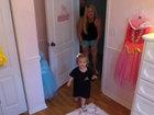 Delray Beach toddler receives princess room