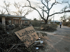 Hurricane Michael victims now suffer looting