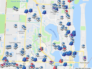 Interactive map: Sex offenders in Florida