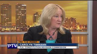 To The Point (10/21/18): Carolyn Timmann