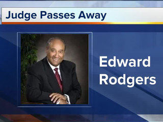 Civil rights pioneer Judge Rodgers dead at 91