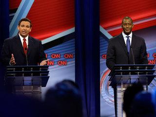 DeSantis, Gillum tackle Trump and more in debate